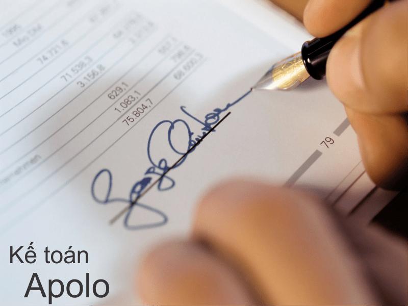 """11 lỗi về """"chữ ký"""" sẽ bị phạt trong lĩnh vực kế toán, kiểm toán"""