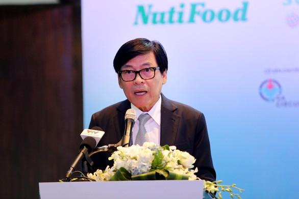 Ông Phạm Phú Ngọc Trai - chủ tịch PRO Vietnam cho rằng cần có sự hỗ trợ để phát triển một hệ sinh thái thu gom và tái chế bao bì trong nước đủ mạnh nhằm giúp tăng tỉ lệ tái chế và giảm thiểu tỉ lệ bao bì thải ra môi trường - Ảnh: NGỌC HIỂN