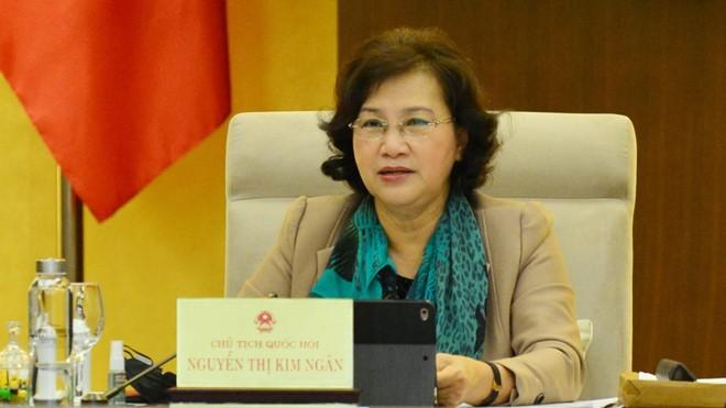 Chủ tịch Quốc hội: Dịch Covid-19 kéo dài, sẽ phải tính kỳ họp Quốc hội tháng 5