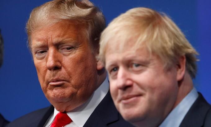 Châu Âu quay lưng với Mỹ giữa đại dịch