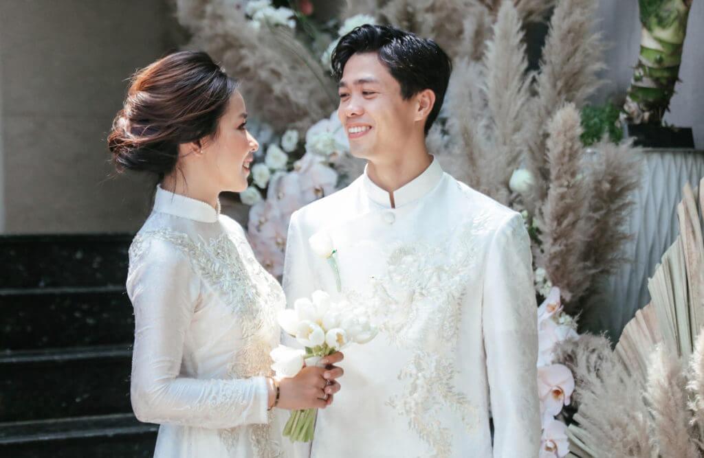 Lễ đính hôn Công Phượng