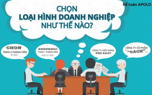 Nên thành lập công ty TNHH hay công ty cổ phần