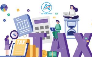 Báo cáo thuế là gì?