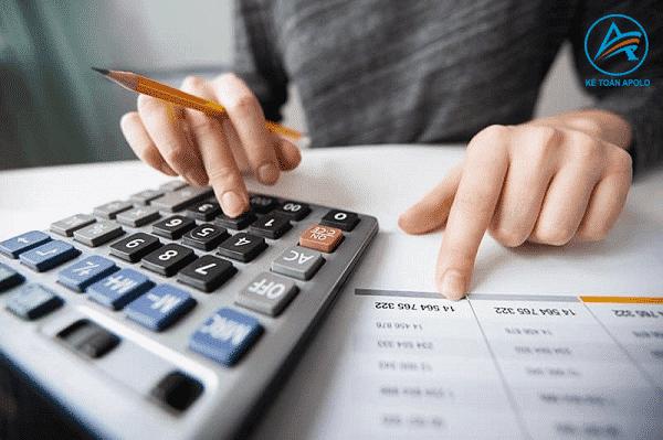 Báo giá dịch vụ kế toán trọn gói